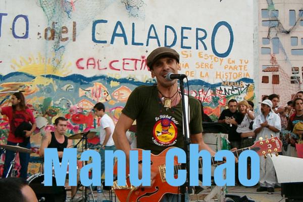 Manu Chao NEW